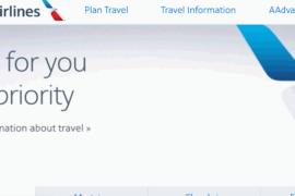 American Airlines Logo | roboticplanet.co