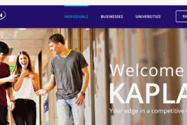 Kaplan University Logo | roboticplanet.co