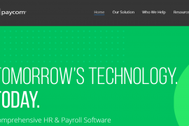 Paycom Logo | roboticplanet.co