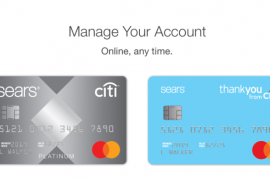 sears credit card logo